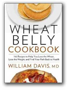wheat belly cook book