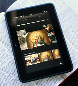 kindle fire for students and teens