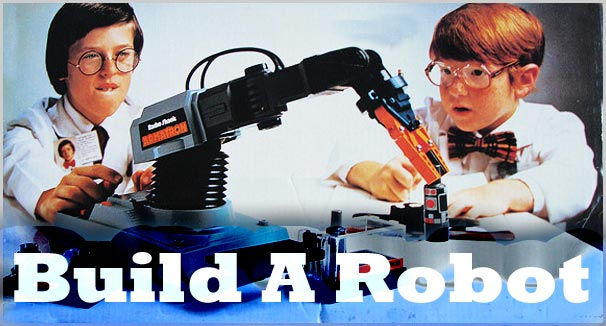 build your own robot from a kit