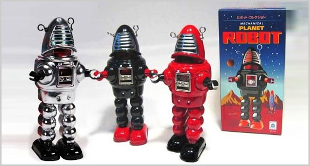 Robbie forbidden planet robot