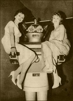 gygan giant robot from the fifties
