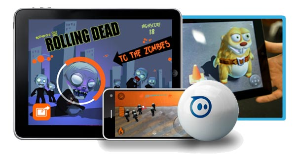 augmented reality games for sphero