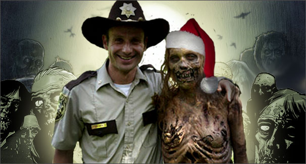 the walking dead xmas gift ideas