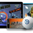 Orbotix Unleash Augmented Reality Games for Sphero the Robotic Ball