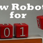 New Robotic Gadgets and Toys for 2013/2014