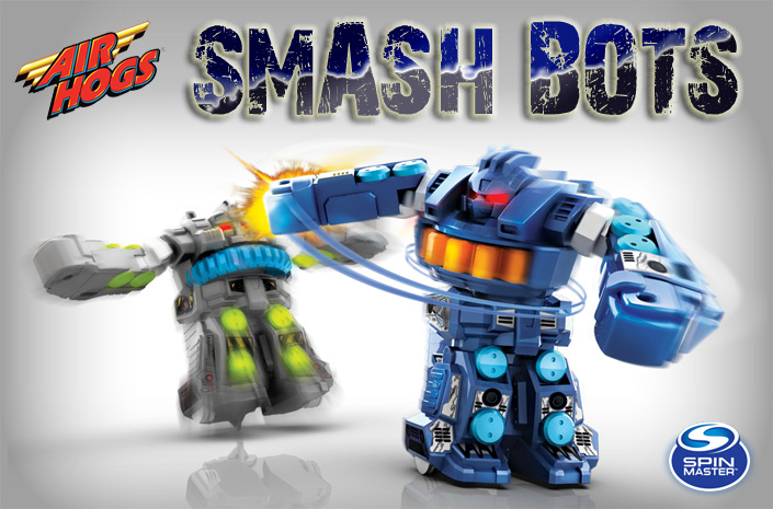 Air Hogs Smash Bots by spin master