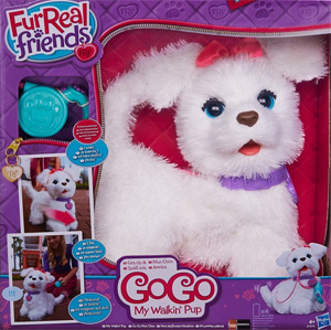 Furreal Friends GoGo My Walking Pup