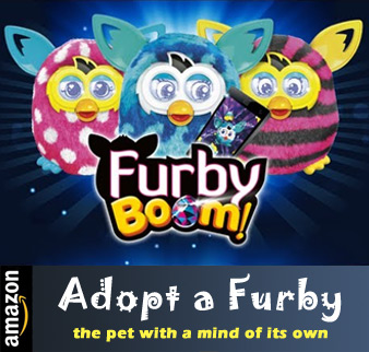 buy a furby at amazon