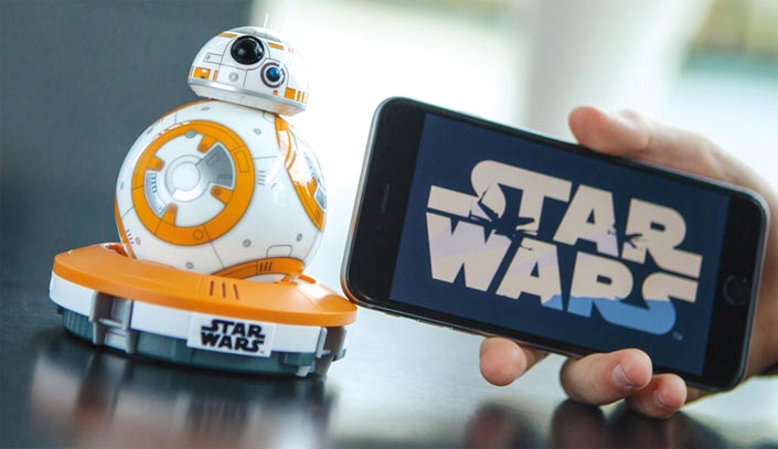 bb-8 star wars toy
