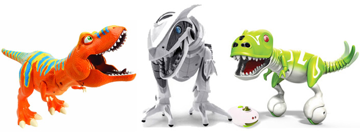 best robot dinosaur for kids