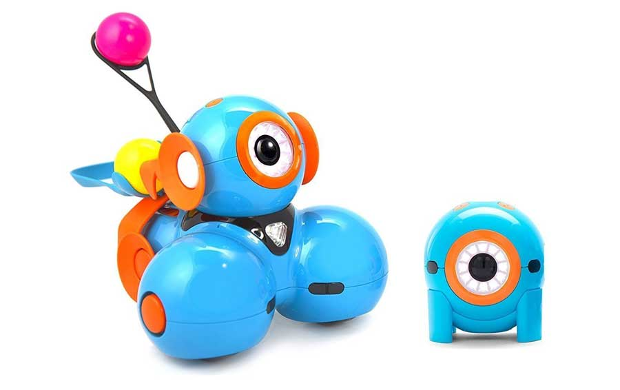 dash and dot programmable robot toys