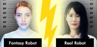 Realistic Robots that look like Humans – Walk Amongst Us Today