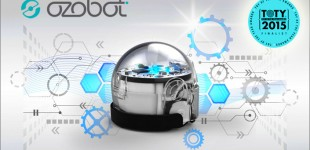 Ozobot – the little robot toy