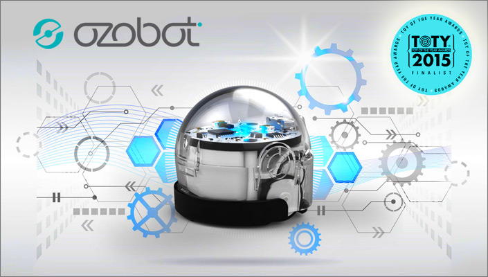ozobot little robot toy