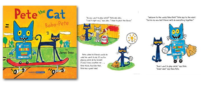 pete the cat robo-pete