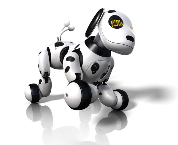 zoomer the best selling toy robot dog