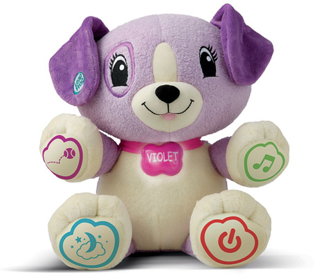 My Pal Violet best robot dog for toddlers