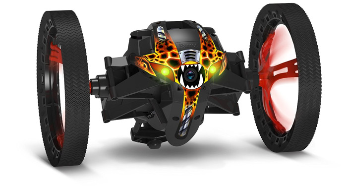 Parrot Jumping Sumo Wi-Fi Controlled Insectoid Robot