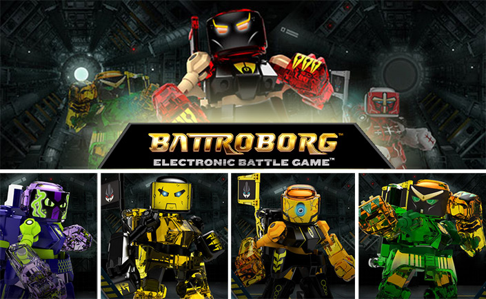 battroborg fighting robots