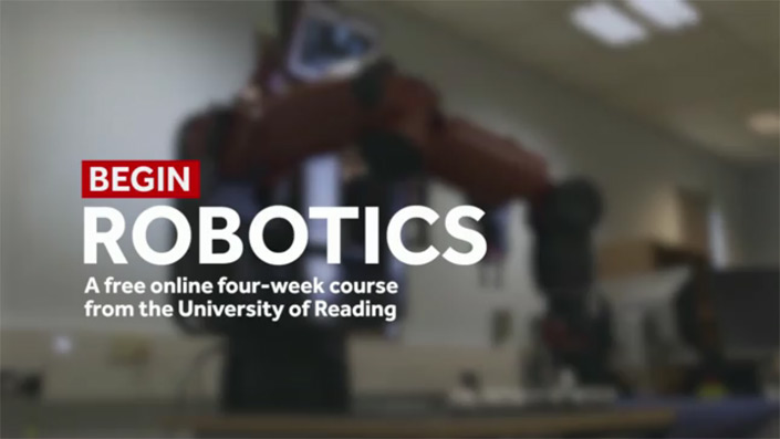 begin robotics course