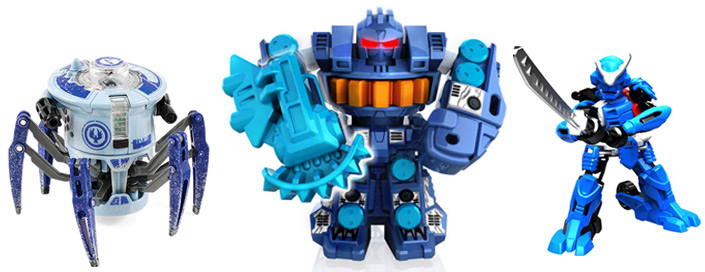 best fighting robot toys