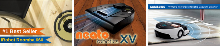 best selling robot vacuum cleaners