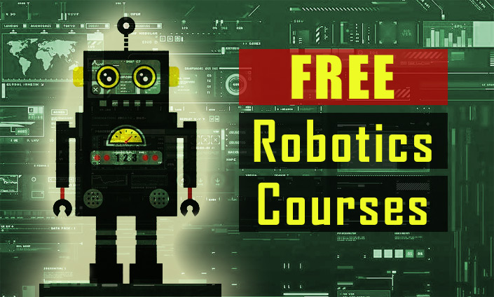 free robotics courses
