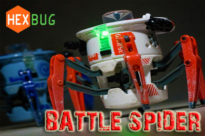hexbug battle spiders