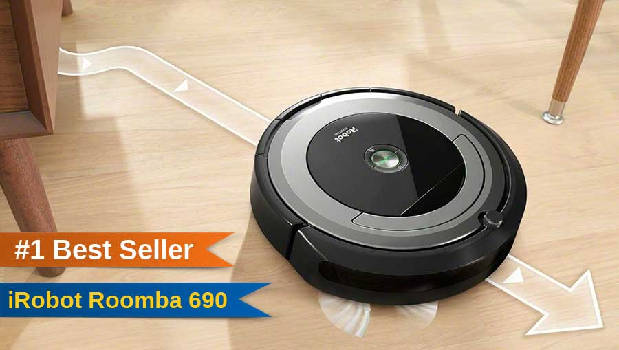 irobot roomba 690 best seller
