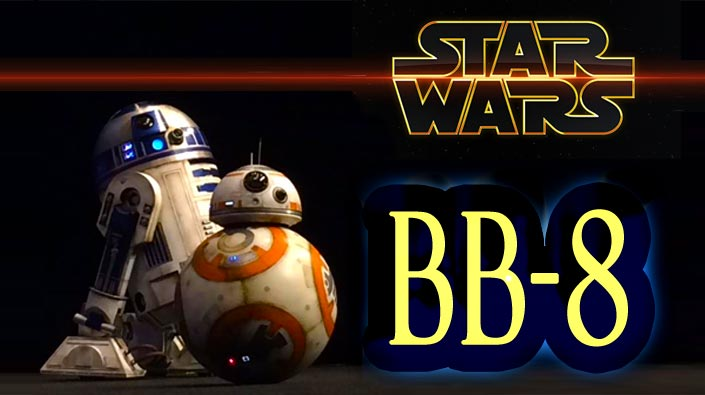 new star wars robot bb8