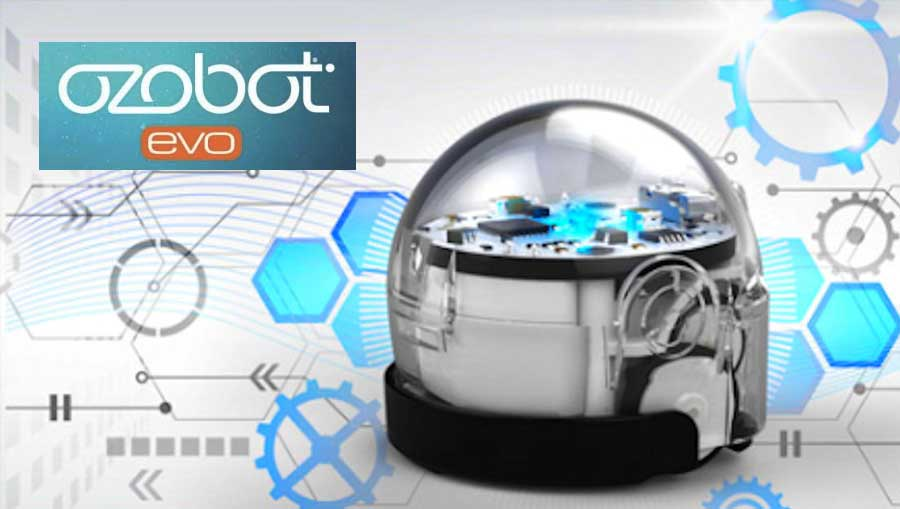 ozobot evo little robot toy