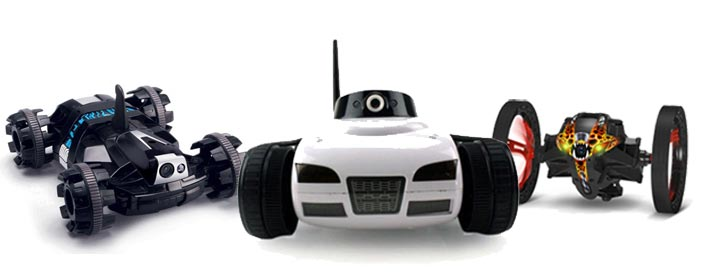 rc spy robot tanks