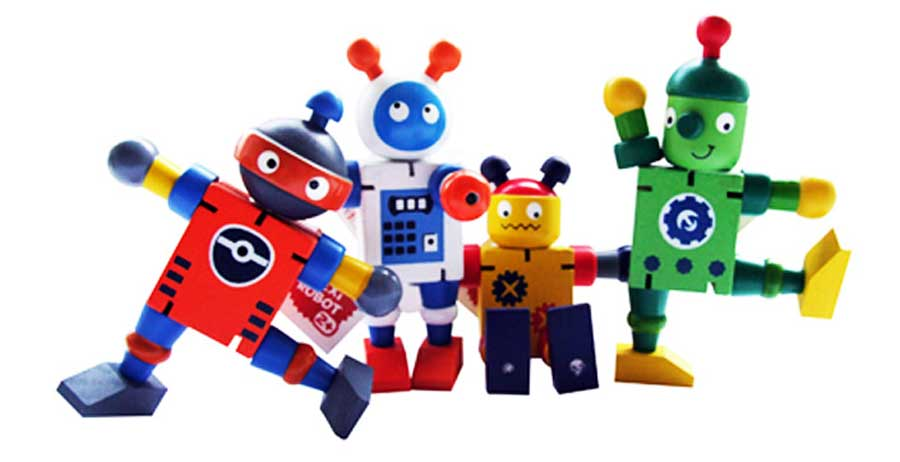 robot toys for kids